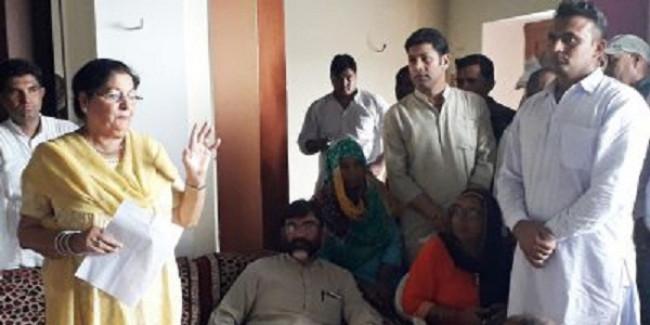 भाजपा शासन में बदली उचाना की तस्वीर: प्रेमलता