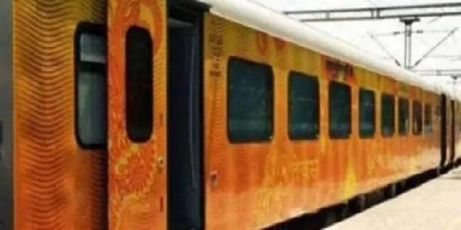 देश की पहली प्राइवेट ट्रेन शुरू, लग्जरी सुविधाएं, लेट हुई तो यात्रियों को मिलेंगे पैसे