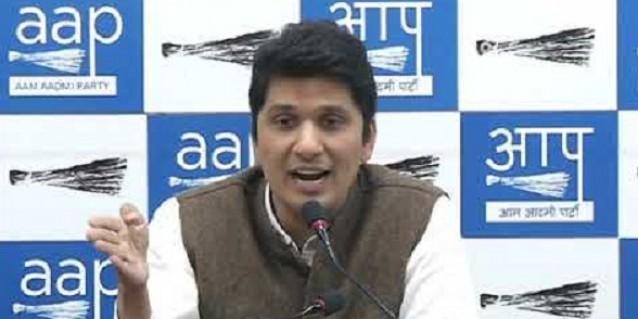आयुष्मान योजना है जुमला, दिल्ली पर थोपी जा रहीः AAP