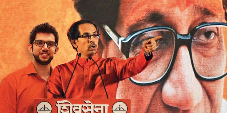 उद्धव की ताजपोशी आज, महाराष्ट्र में ठाकरे राज का होगा आगाज