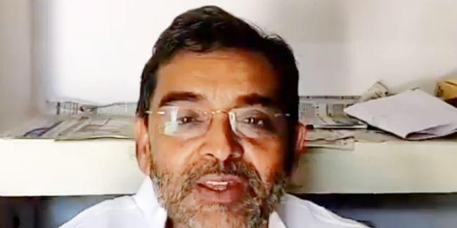 #Article370 : जम्मू-कश्मीर पर केंद्र का फैसला लोकतंत्र विरोधी : उपेंद्र कुशवाहा