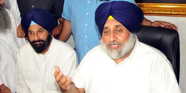 SIT: Case against dera chief was cancelled at Sukhbir's behest