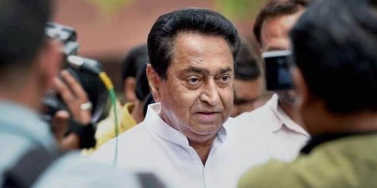 CM कमलनाथ बोले - समय आने पर बीजेपी का चेहरा और चरित्र सब सामने आ जाएगा