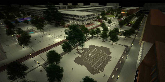 Plans afoot to make Sec 17 Plaza no-vehicle zone