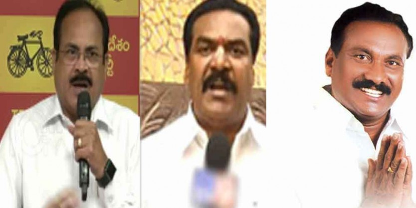 3 Telangana TDP leaders to join BJP today
