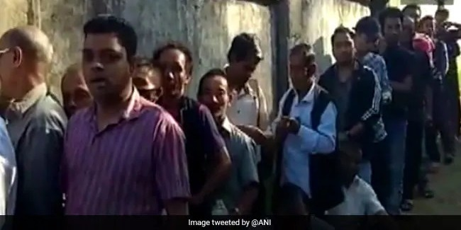 Elections 2019: Repolling In 19 Polling Booths In Arunachal Pradesh