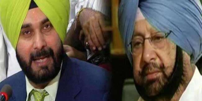 सिद्धू का कैप्टन कैबिनेट में खुला विरोध, खतरे में मंत्री पद, मंत्री बोले- यह कपिल शर्मा का शो नहीं