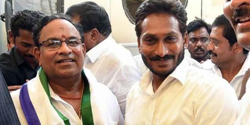 Sambangi Venkata China Appala Naidu elected as protem Speaker
