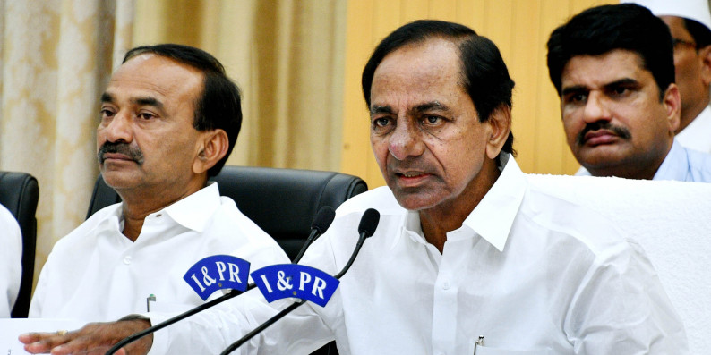 KCR Kit to change the picture of Govt. hospitals