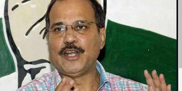 कांग्रेस सांसद अधीर रंजन ने कहा: भाजपा नेता जैसा आचरण कर रहे जम्मू-कश्मीर के राज्यपाल