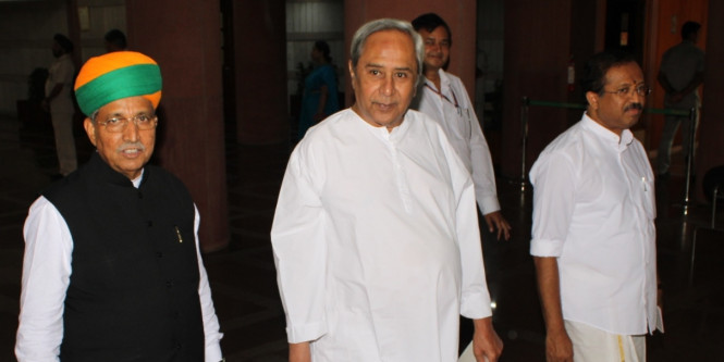 Odisha CM Naveen Patnaik Travels on Mo Bus, Announces to Add 50 Electric Buses to Fleet
