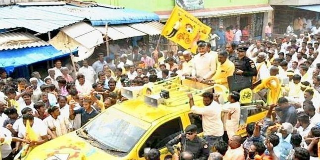 Never committed a mistake during my tenure: Naidu