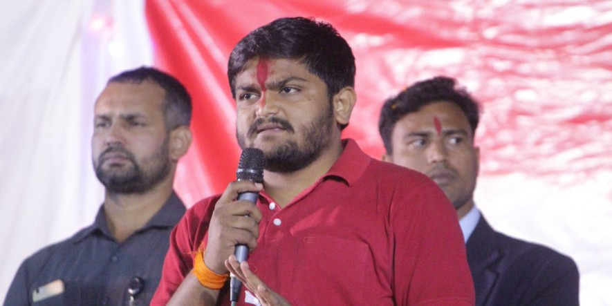 Modi showed to nation that face of Gujarat which never existed: Hardik Patel
