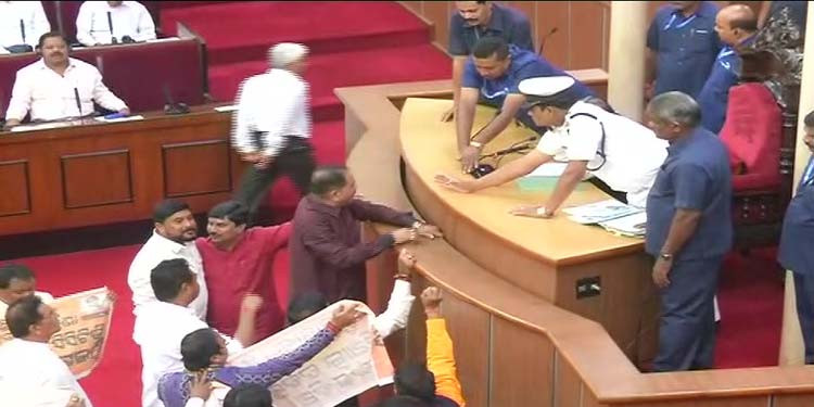 Lady PEO Death Issue Takes Odisha Assembly By Storm Again