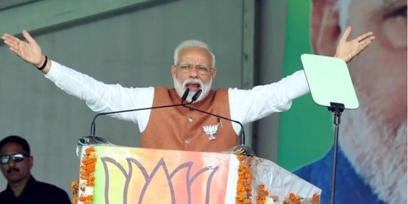 प्रज्ञा की उम्मीदवारी पर बोले पीएम मोदी- कांग्रेस को महंगी पड़ेगी साध्वी, राहुल-राजीव पर भी निशाना
