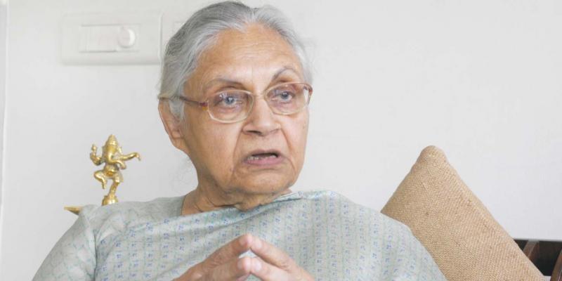 Plant a sapling, nurture it, says Sheila Dikshit