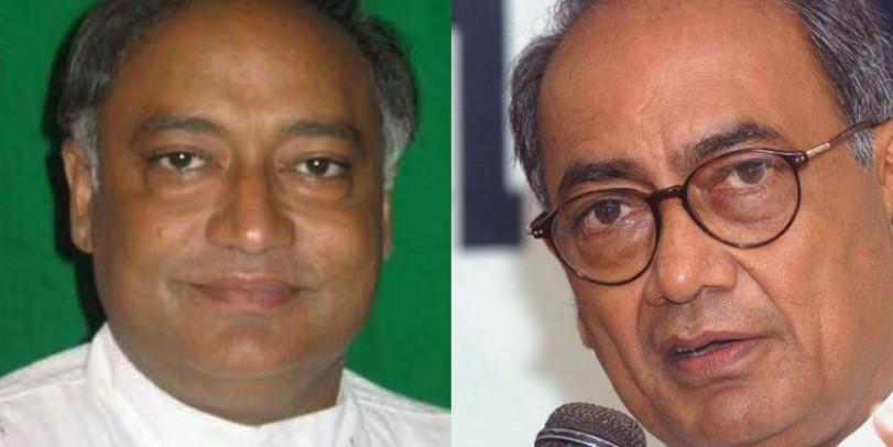 दिग्विजय के भाई लक्ष्मण बोले- कर्ज माफी पर किसानों से माफी मांगें राहुल गांधी