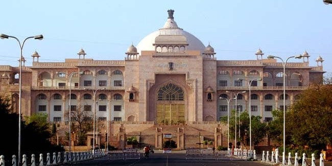 Rajasthan assembly Speaker walks out as House witnesses tumultuous scenes