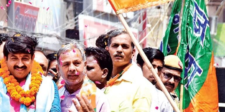 Delhi Assembly polls: Battle for city 2020