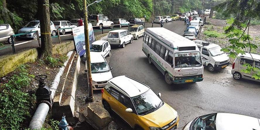शिमला में पार्किंग समस्या से शहरवासियों को मिलेगी निजात