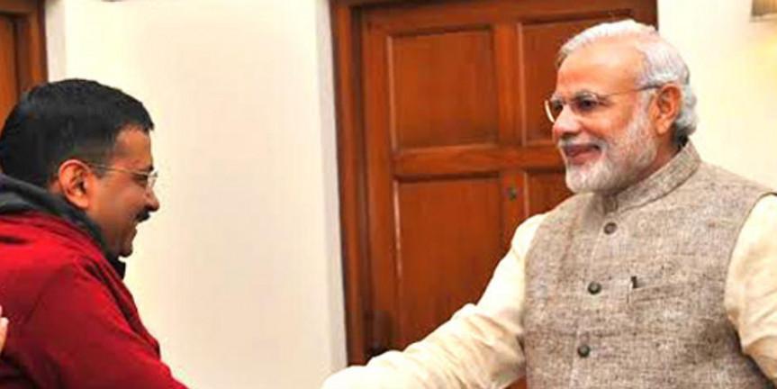 पीएम मोदी ने अरविंद केजरीवाल को दी जन्मदिन की बधाई, CM ने कहा- थैंक्यू PM सर