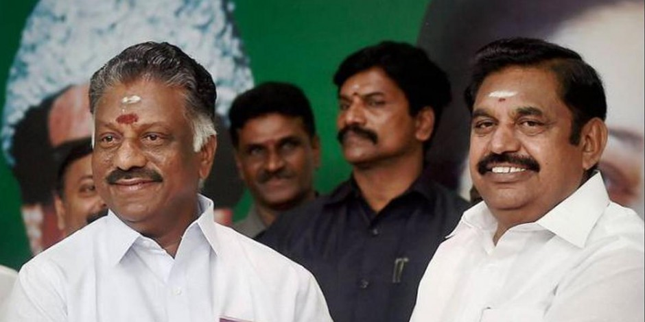 AIADMK issues gag order for party leaders after two MLAs voice concern about leadership