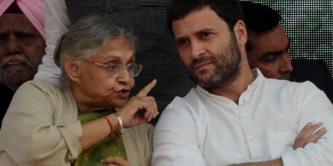 दिल्ली कांग्रेस में घमासान फिर तेज, पीसी चाको ने पलटा शीला का ब्लॉक कमेटियां भंग करने का निर्णय