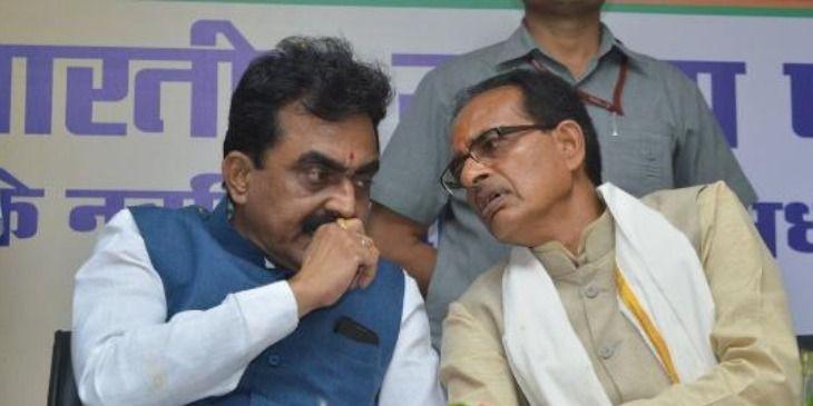 2 विधायकों की क्रॉस वोटिंग के बाद बीजेपी में खलबली, आज भोपाल से दिल्ली तक दिनभर बैठकों का दौर