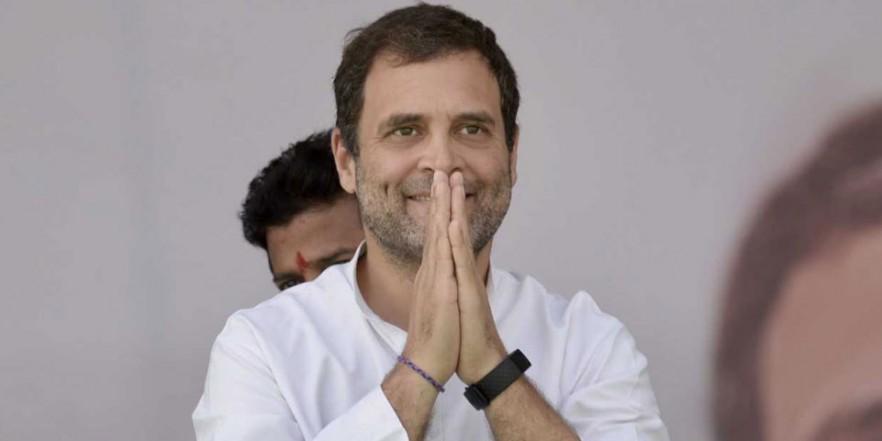 राहुल गांधी के कार्यक्रम में बदलाव, 7 की जगह अब 3 किलोमीटर का करेंगे रोड शो