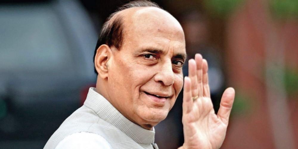 गृहमंत्री राजनाथ बोले, फिर से सत्ता में आते ही जम्मू कश्मीर से खत्म कर देंगे 370 और 35 ए