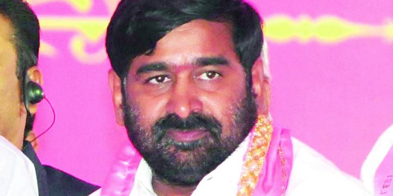 Leaders are switching loyalty to ruling TRS: Jagdish Reddy