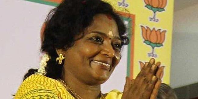 Tamilisai Soundararajan is new Telangana Governor