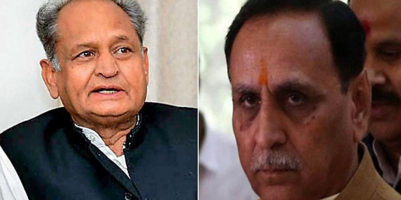 शराब को लेकर दिए बयान पर गरमाई राजनीति, दो सीएम आमने-सामने