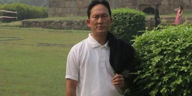 Manipur chief minister condoles demise of senior journalist