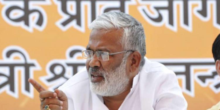 BJP ने प्रियंका गांधी पर कसा तंज, कहा- लाशों पर राजनीति करना कांग्रेस की पुरानी आदत