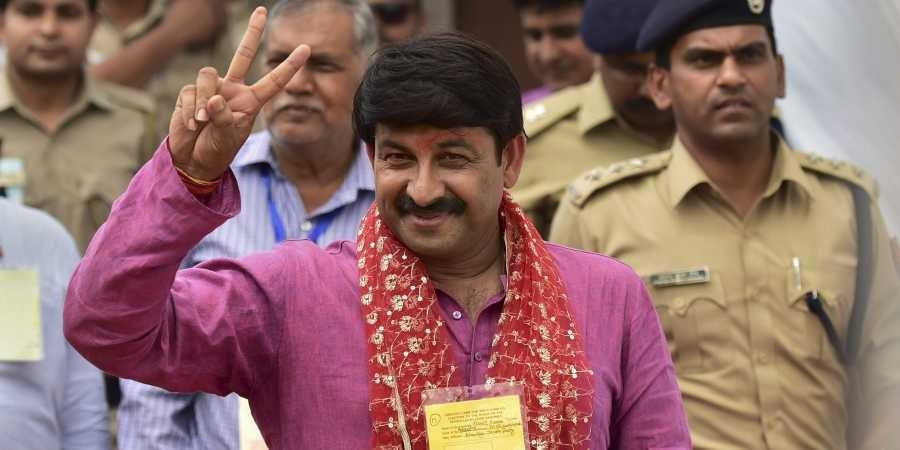 सिख दंगा पीड़ितों को उजाड़कर बदला ले रही है दिल्ली सरकार : तिवारी
