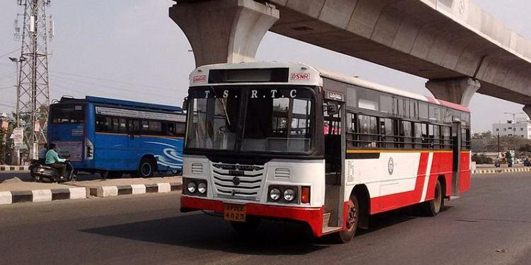 Telangana RTC strike: Govt seeks assistance from private bus owners and drivers