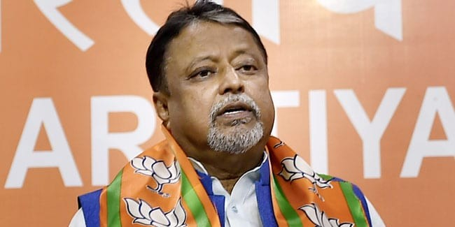 Mukul Roy Says BJP Will Abide By Order Barring Campaigning In Bengal