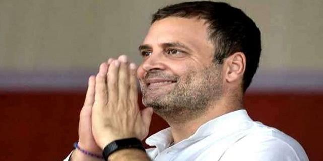 राहुल गांधी बोले- अनिल अंबानी की चौकीदारी करते हैं मोदी जी