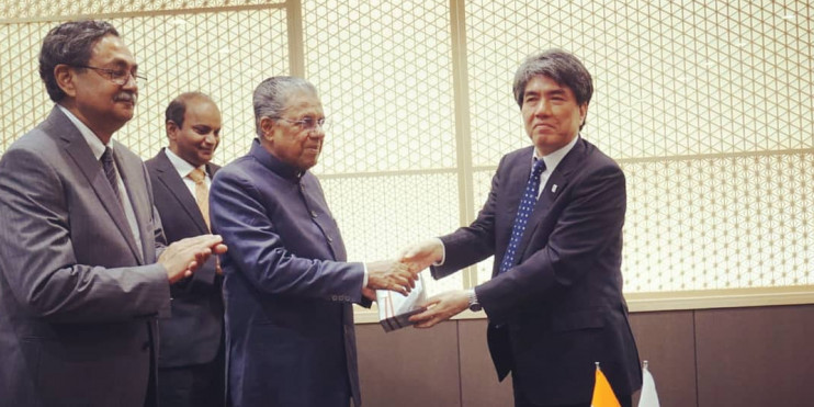 Shimane govt shows interest to partner with Kerala in fisheries sector