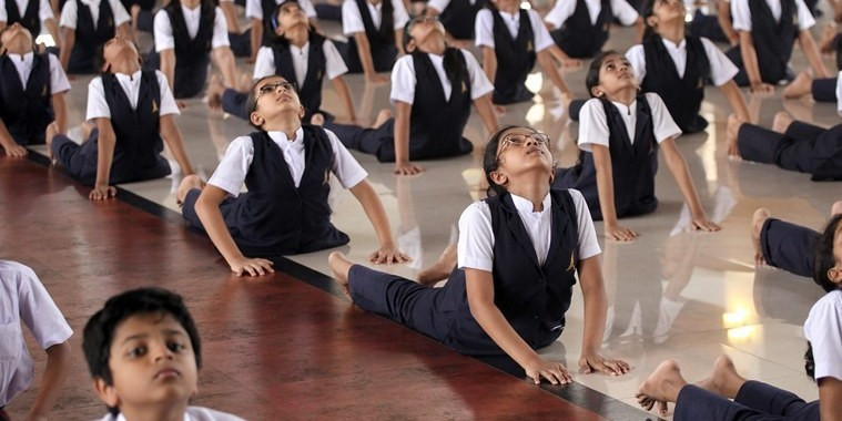 Tricity all geared up to celebrate fifth International Yoga Day