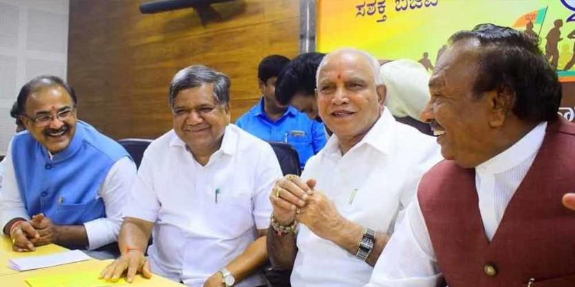 'BJP ready for Karnataka floor test challenge but it has to be on July 15': Yeddyurappa
