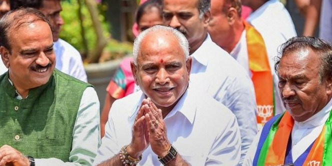 Will Yeddyurappa Government Present a New Budget?