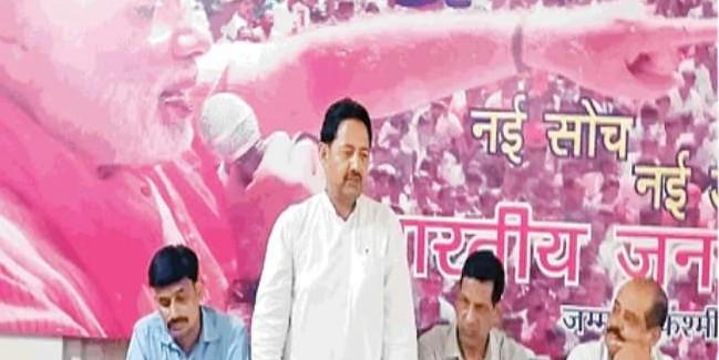 भाजपा में नए लोगों को शामिल करने के लिए कार्यकर्ता दिखाएं सक्रियता