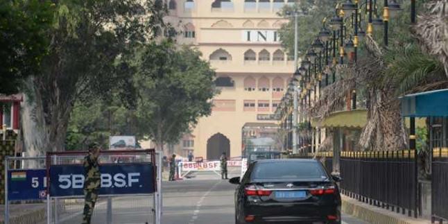 भारत-पाक के अधिकारियों की करतारपुर कॉरिडोर पर बैठक जारी, कई मुद्दों पर हो रही चर्चा