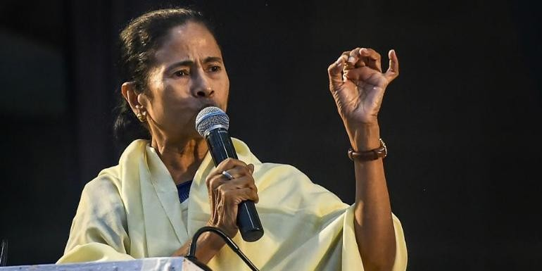 WB Chief Minister Mamata Banerjee congratulates students over twitter
