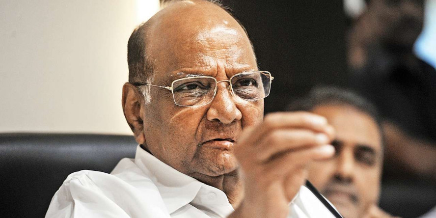 Maharashtra Assembly polls: NCP Supremo Sharad Pawar fights lonely battle for survival