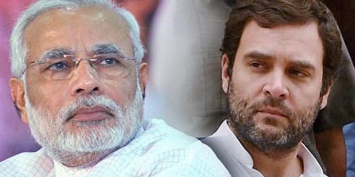 PMModi, Rahul Gandhi to visit Kerala this weekend at the same time