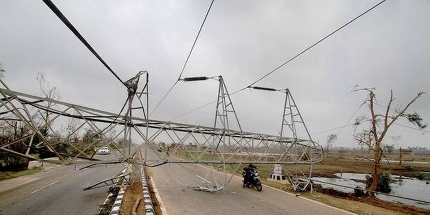 Long wait for power in Odisha after Cyclone Fani snaps transmission lines