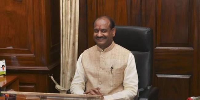 लोकसभा अध्यक्ष निर्वाचित होने के बाद पहली बार राजस्थान पहुंचे ओम बिरला, कई जगह हुआ स्वागत